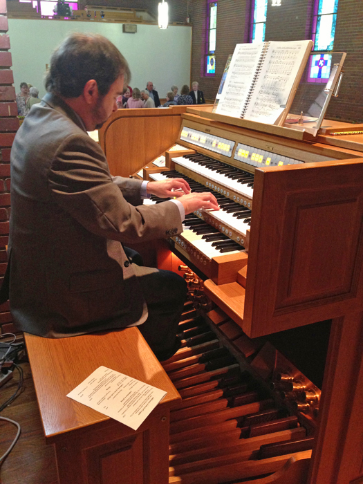 Organ Postlude