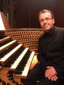 David Briggs Organ Concert at St. Michael's
